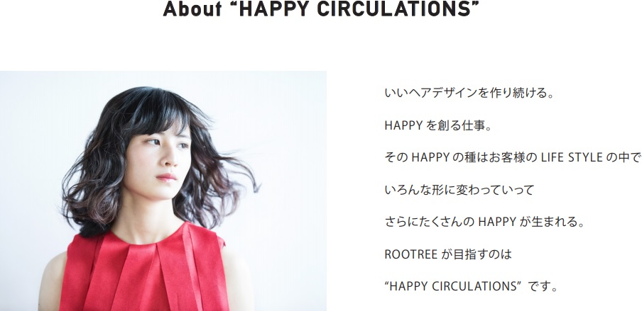 "About ""HAPPY CIRCULATIONS"""